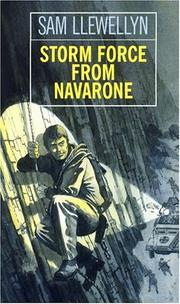 Cover of: Storm Force from Navarone