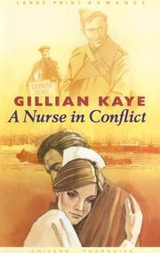 Cover of: A Nurse in Conflict