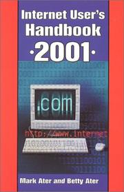 Cover of: Internet User