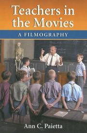 Cover of: Teachers in the Movies