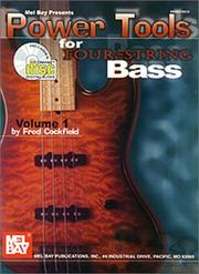 Cover of: Mel Bay Power Tools for Four-String Bass
