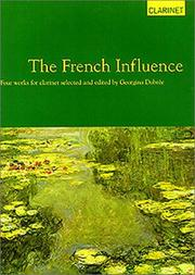 Cover of: The French Influence | Georgina Dobree