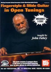 Cover of: Fingerstyle & Slide Guitar in Open Tunings