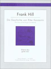Cover of: Frank Hill | Frank Hill
