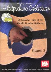 Cover of: Flatpicking Collection Volume 3