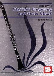 Cover of: Mel Bay Clarinet Fingering & Scale Chart