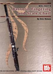 Cover of: Mel Bay Bassoon Fingering & Scale Chart
