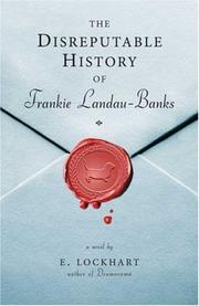 Cover of: Disreputable History of Frankie Landau-Banks, The