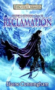 Cover of: Reclamation