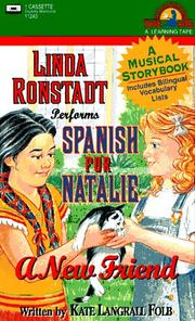 Cover of: Spanish for Natalie | Kate Langrall Folb