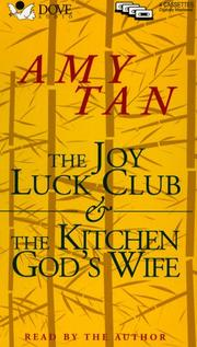 Cover of: Amy Tan Collection: Joy Luck Club & Kitchen God's Wife