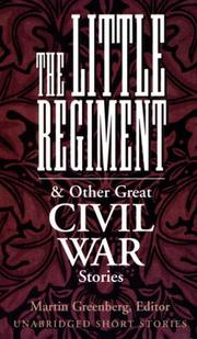 Cover of: The Little Regiment & Other Great Civil War Stories