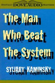 Cover of: The Man Who Beat the System: And Other Stories