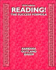 Cover of: Reading! | Barbara Outland