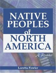 Cover of: Native Peoples of North America | Loretta Fowler