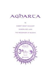 Cover of: Agharta | Robert E. Dickoff