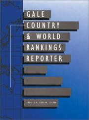 Cover of: Gale Country & World Rankings Reporter (Gale Country and World Rankings Reporter) | Gale Group