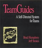 Cover of: Teamguides Binder