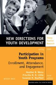 Participation in Youth Programs: Enrollment, Attendance, and Engagement