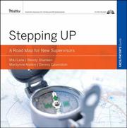 Cover of: Stepping Up, Facilitator