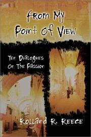 Cover of: From My Point of View