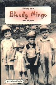 Cover of: Growing Up in Bloody Mingo, West Virginia