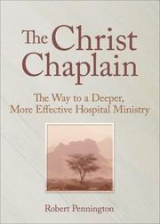 Cover of: The Christ Chaplain