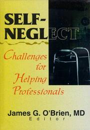 Cover of: Self Neglect