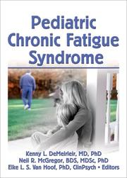 Cover of: Pediatric Chronic Fatigue Syndrome
