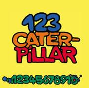 Cover of: 123 Caterpillar (Lift the Flap)