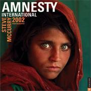 Cover of: Amnesty International 2002 Wall Calendar