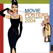 Cover of: Movie Posters 2004 Mini Wall Calendar | TLC