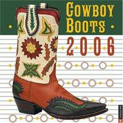 Cover of: Cowboy Boots