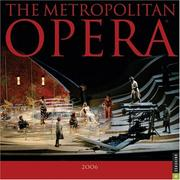 Cover of: The Metropolitan Opera | Universe Publishing