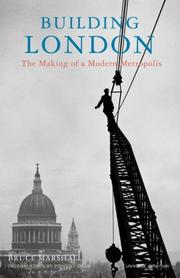 Cover of: Building London