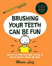 Cover of: Brushing Your Teeth Can Be Fun