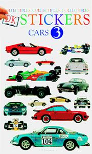 Cover of: Cars #03 | DK Publishing