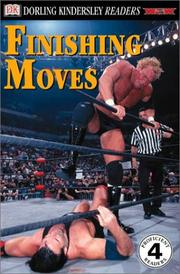 Cover of: WCW Finishing Moves | DK Publishing