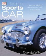 Cover of: Ultimate Sports Car | Quentin Willson