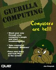 Cover of: Guerrilla Computing