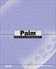 Cover of: Palm Development