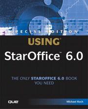 Cover of: Special Edition Using StarOffice 6.0