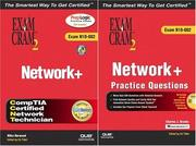 Cover of: The Ultimate Network+ Certification Exam Cram 2 Study Kit | Mike Harwood