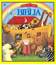 Cover of: Levanta LA Tapita LA Biblia (Lift the Flap Series)