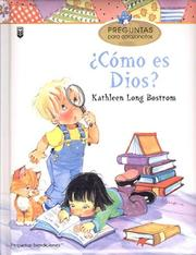 Cover of: Como Es Dios (Little Blessings Series)
