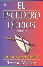 Cover of: El Escudero de Dios by Terry Nance