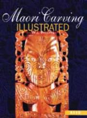 Cover of: Maori Carving Illustrated