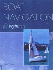 Cover of: Boat Navigation for Beginners