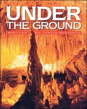 Cover of: Under the Ground