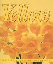 Cover of: Yellow